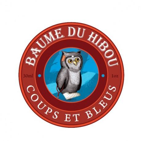 Baume du hibou Coups & bleus