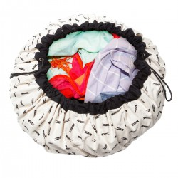 Sac de rangement Gris Play and Go