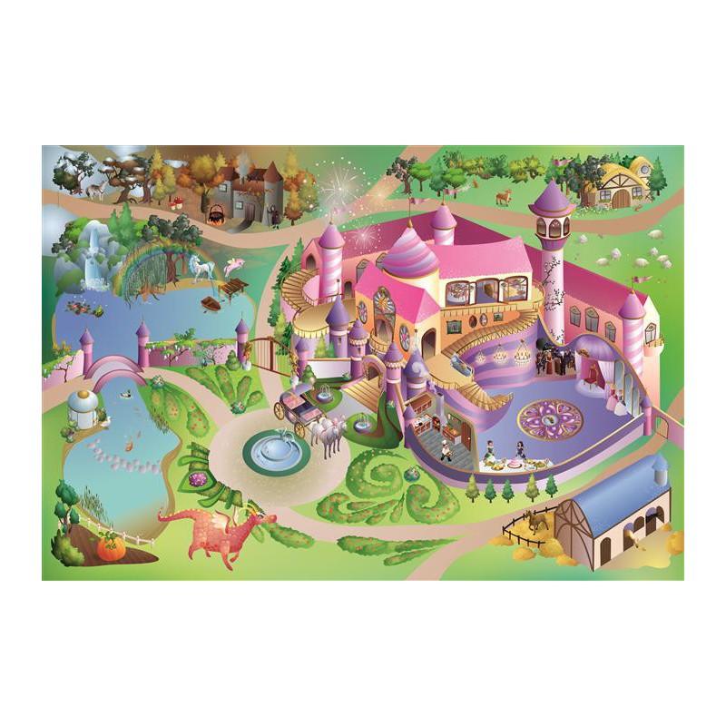 tapis de jeux princesse ultra soft hok parents bio. Black Bedroom Furniture Sets. Home Design Ideas