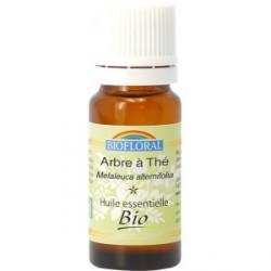 Huille essentielle arbre à thé Biofloral 10ml