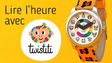 Montre Twistiti