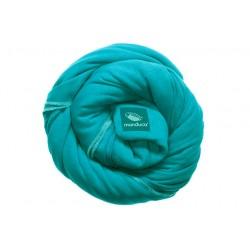 Echarpe de portage Turquoise MANDUCA