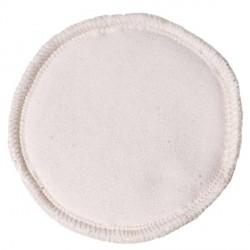 Lot de 3 paires de coussinnets d'allaitement coton bio Popolini