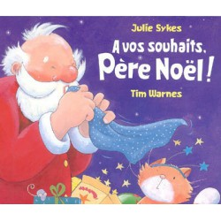 Livre A vos souhaites Père Noël ! TIM WARNES