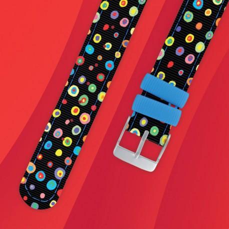 Bracelet de montre Léopard - Twistiti