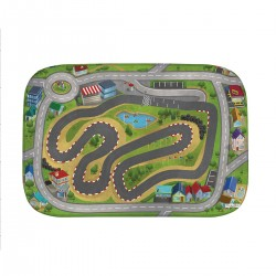 Tapis de jeux, City Racing - Ultra Soft HOK