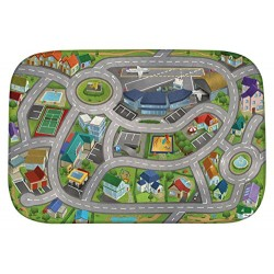 Tapis de jeux, City Airport - Ultra Soft HOK