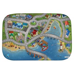 Tapis de jeux, City Harbor - Ultra Soft HOK