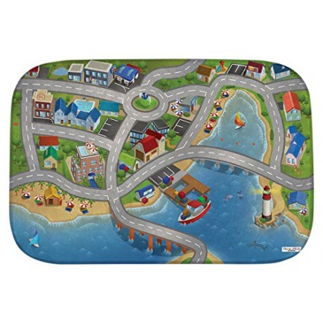Tapis de jeux ultra soft City Harbor HOK