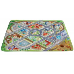 Grand Tapis de jeux ultra soft route HOK