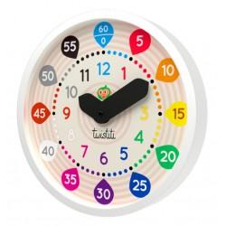 Horloge Chiffres Twistiti