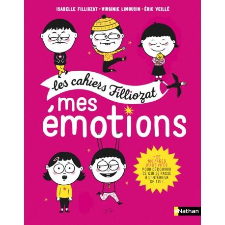 Mes émotions - Cahier Filliozat