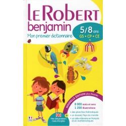 Robert Benjamin 5/8 ans