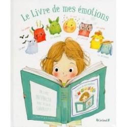 Le Livre de mes émotions S. Couturier M. Poignonec