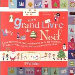 Mon grand livre de Noël Marie Delhoste