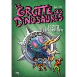 La grotte des dinosaures - Tome 2 - La charge des triceratops