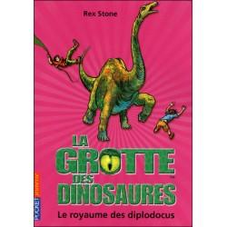 La grotte des dinosaures - Tome 9 - Le royaume des diplodocus