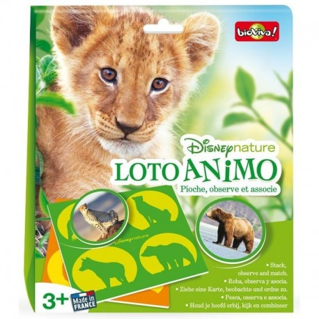 Disney Nature - Loto Animaux