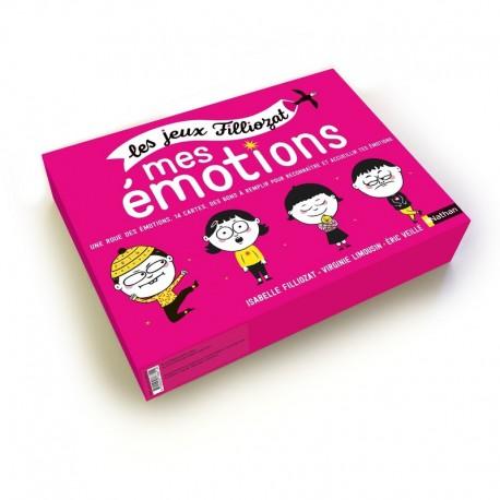 Mes émotions Les jeux Filliozat Pack