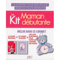 Le kit maman débutante - First Editions