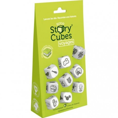 Story cubes - blister Voyages