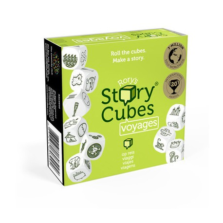 Story cubes - Aventure