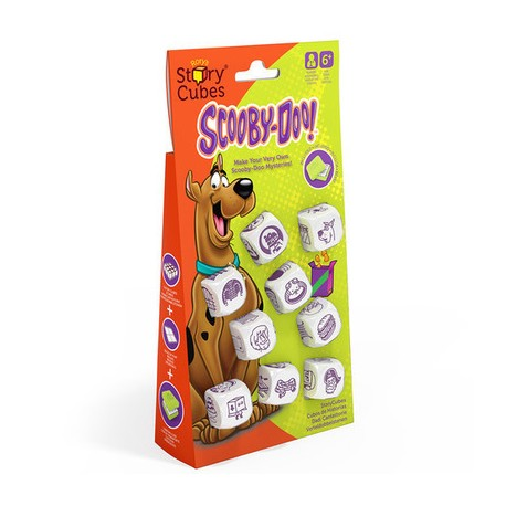 Story cubes - Scooby Doo