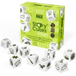 Story cubes - Voyages - Max Edition