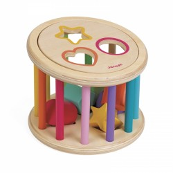 Quizz des formes - I wood - Janod
