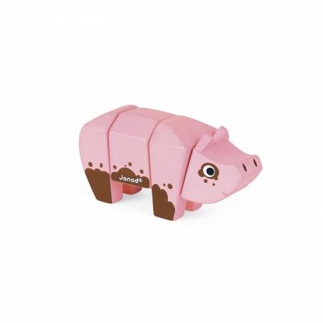 Animal Kit - Cochon - Janod