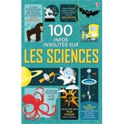 100 infos insolites sur les sciences Usborne