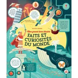 Faits et curiosités du monde Usborne