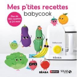 Mes petites recettes babycook Beaba