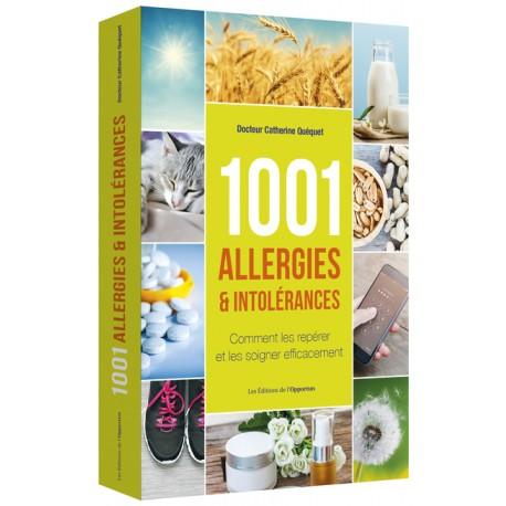 1001 allergies & intolérances Docteur Quéquet