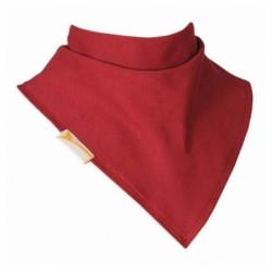 Bavoir bandana rouge Funky Giraffe