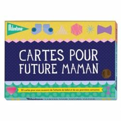 Cartes pour future maman Photos souvenirs