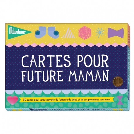 Cartes pour future maman Photos souvenirs