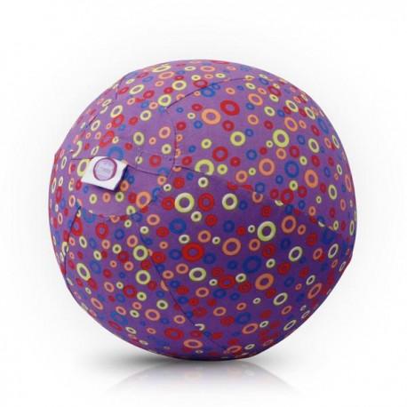 BubaBloon - Ballons Cercles mauve