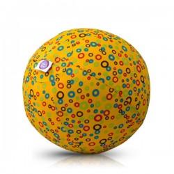 BubaBloon - Ballons Cercles jaunes