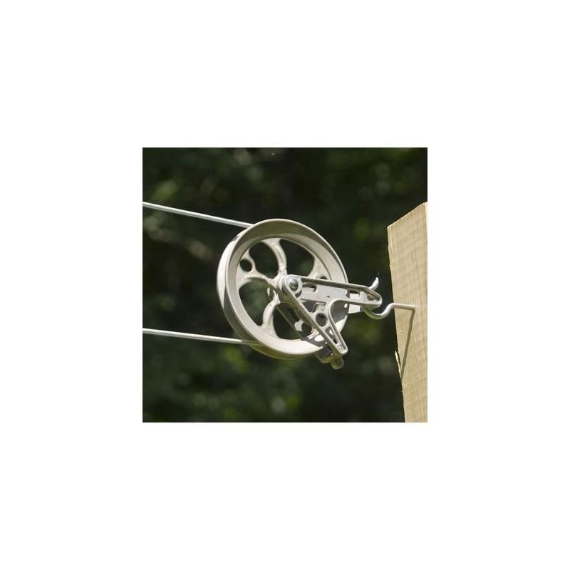 Corde linge canadienne parents bio for Installer corde a linge