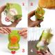 Pack de 3 Gourdes réutilisables Australia pour compote SQUIZ