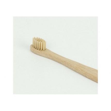 Brosse à dent Enfant Extra soft CuraNatura Bambou