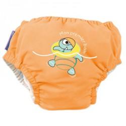 Maillot de bain bébé nageur - Tortue PIWAPEE