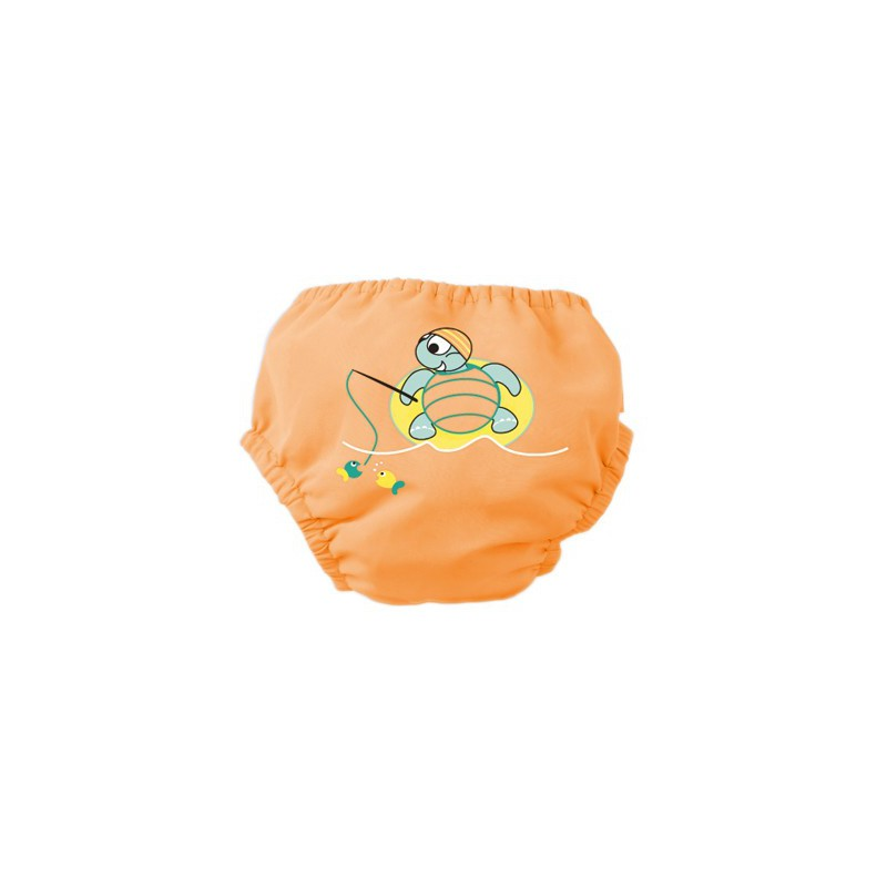 maillot de bain b b nageur tortue piwapee parents bio. Black Bedroom Furniture Sets. Home Design Ideas