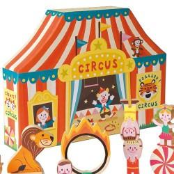 Cirque en bois JANOD