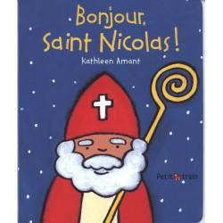 Livre Bonjour Saint Nicolas ! KATHLEEN AMANT