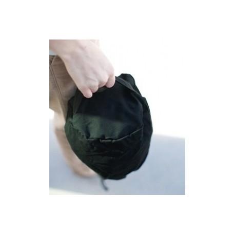 Sac de rangement pour porte bébé noir Montenegro